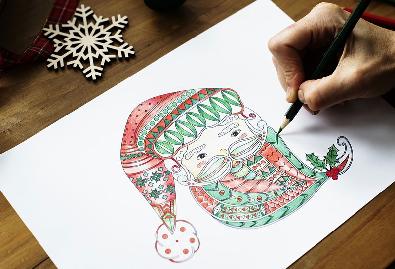art-ideas-santa-drawing
